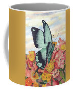 Butterfly 180727 Coffee Mug by Sam Sidders