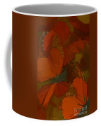 Butterfly Abstract Coffee Mug