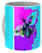 Butterfly Art By Lisa Kaiser Coffee Mug