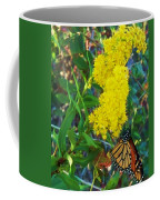Butterfly At Cape May Nj Coffee Mug
