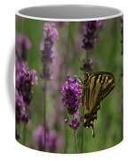 Butterfly Balancing Act Coffee Mug