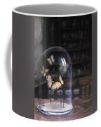 Butterfly Belljar  Coffee Mug