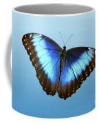 Blue Morpho Beauty Coffee Mug