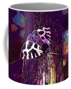 Butterfly Brown Bear Drawing Wing  Coffee Mug