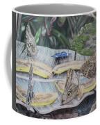 Butterfly Brunch Coffee Mug