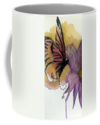 Butterfly Collecting Coffee Mug