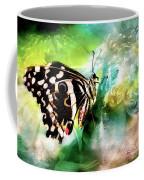 Butterfly Daydream Coffee Mug