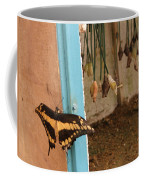 Butterfly Drying His New Wings Coffee Mug