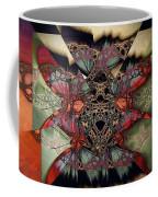 Butterfly Effect 2 / Vintage Tones  Coffee Mug