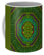 Butterfly Flower Jungle And Full Of Leaves Everywhere  Coffee Mug