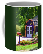 Butterfly House 2 Coffee Mug