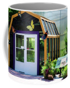 Butterfly House 3 Coffee Mug