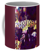 Butterfly Insect Black White  Coffee Mug