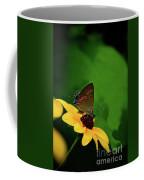 Butterfly Kisses Coffee Mug