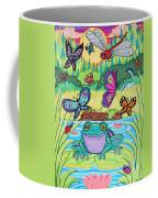Butterfly Lake Coffee Mug