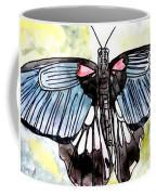 Butterfly Macro Coffee Mug
