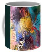Butterfly Mind Coffee Mug