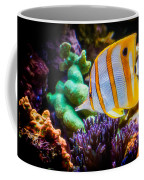 Butterfly Of The Sea Coffee Mug