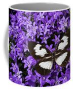 Butterfly On Campanula Get Mee Coffee Mug