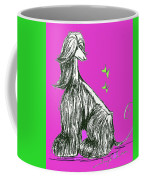Butterfly Pink Coffee Mug