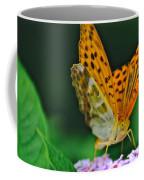 Butterfly Pose Coffee Mug