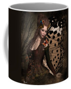 Butterfly Princess Of The Forest 2 Coffee Mug