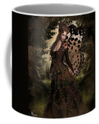 Butterfly Princess Of The Forest Coffee Mug