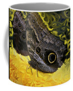 Butterfly Reflections Coffee Mug