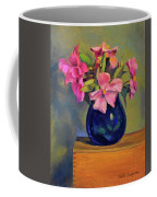 Butterfly Roses Coffee Mug
