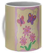 Butterfly Smiles Coffee Mug