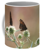 Butterfly Spring Nature Morning Scene Coffee Mug