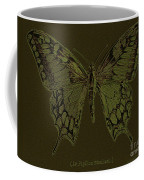 Butterfly Swallow Tail Coffee Mug