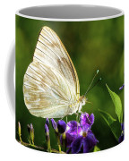 Butterfly Tea Time Coffee Mug