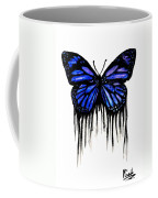 Butterfly Tears Coffee Mug