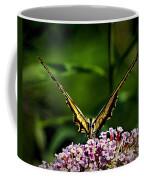 Butterfly Victory Coffee Mug