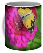 Butterfly Whispers Coffee Mug