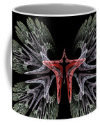 Butterfly Wings Coffee Mug
