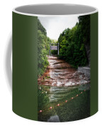 Buttermilk Falls State Park New York 02 Coffee Mug