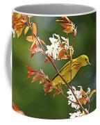 Buttery Yellow Warbler Coffee Mug