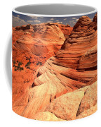 Buttes And Checkerboards Coffee Mug