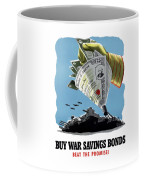 Buy War Savings Bonds Coffee Mug