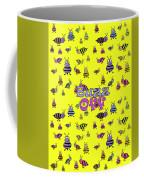 Buzz Off  - Typography Coffee Mug