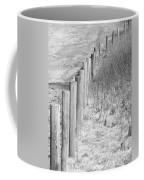 Bw Fence Line Coffee Mug