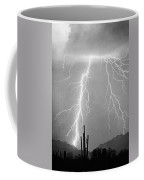 Bw Lightning From Heaven Coffee Mug