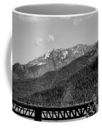 Bw Rail Alaska  Coffee Mug