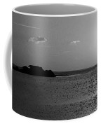 Bw Sunset House Coffee Mug
