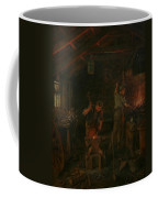By Hammer And Hand All Arts Doth Stand Coffee Mug