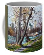 By Niagara River Coffee Mug