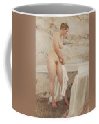 By The Bath Tub Coffee Mug