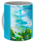 By The Beach Coffee Mug